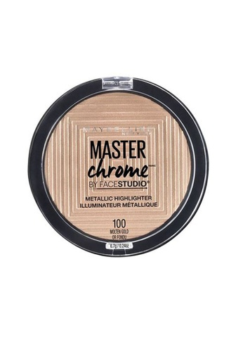 Maybelline Maybelline Facestudio Master Chrome Molten Gold Highlighter BDE4CBED24C180GS_1