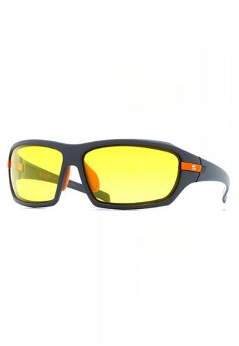 Sorrento grey HD Polarized Sunglasses Top Gun #13-B2 FE4C5GLF6AF4B0GS_1