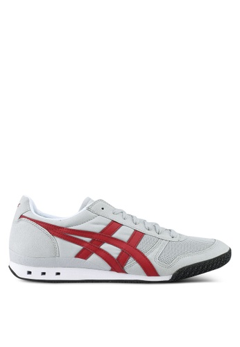 Onitsuka Tiger grey Ultimate 81 Shoes ON067SH0SVWWMY_1