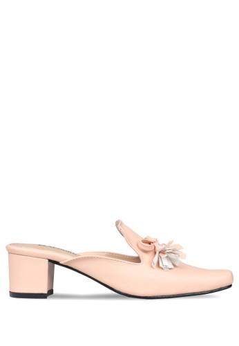 CLAYMORE pink Claymore Mid low helels WA - 05 Salem B11E8SH27FEC71GS_1