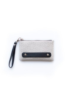 Leatherette Handy Cosmetics Purse / Card Holder