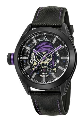 ToyWatch purple ToyWatch Pirate Master Purple Automatic TYSKU06PE 8E6F8AC4A29331GS_1