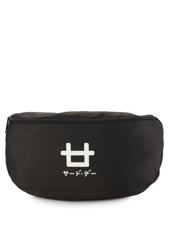 Third Day black Waistbag Logo Blk 39EEDAC824A6C3GS_1