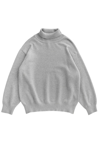 Twenty Eight Shoes Essentials Turtleneck Sweater 1881W20 90FBAAA6FC5871GS_1