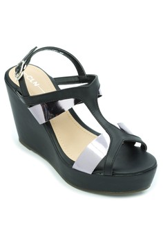 Ivo Wedge Sandals