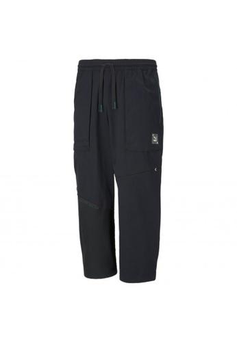 PUMA grey PUMA Unisex RE.GEN Unisex Woven Pants 04EA8AAA83146CGS_1