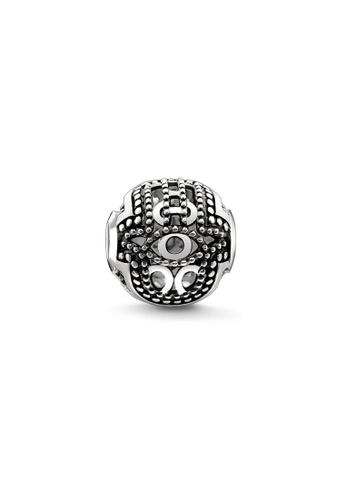 THOMAS SABO silver Karma Bead Hand Of Fatima A283AAC9D86E5EGS_1