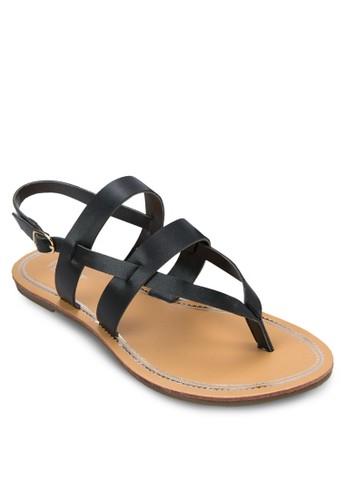 Anna Strappy Sandalszalora 衣服評價, 女鞋, 鞋
