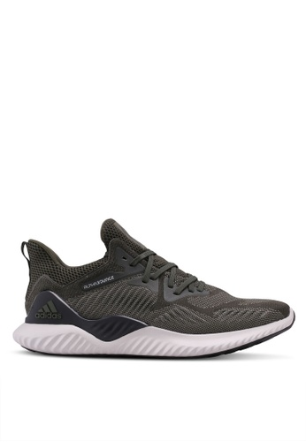 adidas green adidas alphabounce beyond m AD372SH0SUFZMY_1