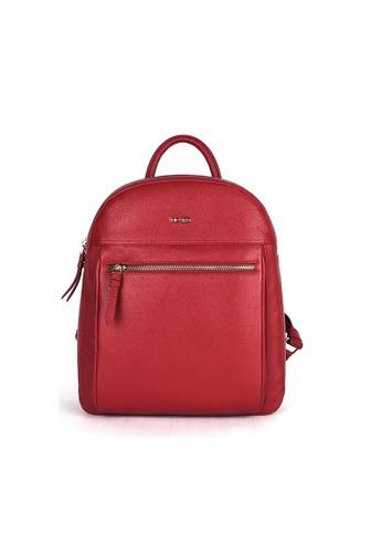 Picard red Picard Rhone Backpack PI517AC0HAY4SG_1