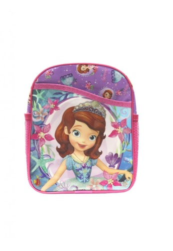 Disney purple Sofia the First Cute Backpack 92897KCB9E6810GS_1