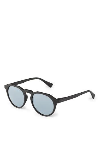 Hawkers black Carbon Black Chrome Warwick Sunglasses 76A79GL733A382GS_1