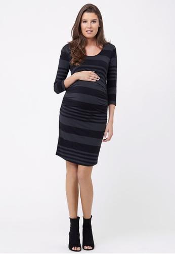 576d8a7723 Shop Ripe Maternity Maternity Striped Nursing Tube Dress Online on ZALORA  Philippines