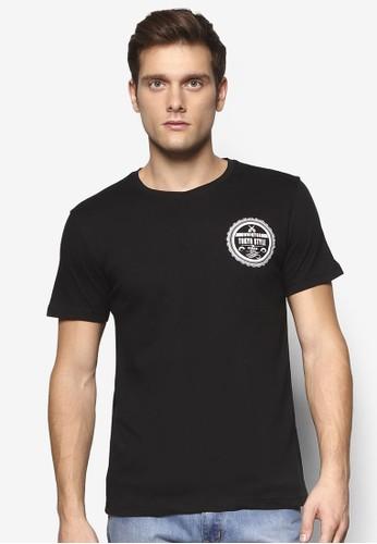 Tokyo Stesprit outlet 台灣yle 標誌設計TEE, 服飾, T恤