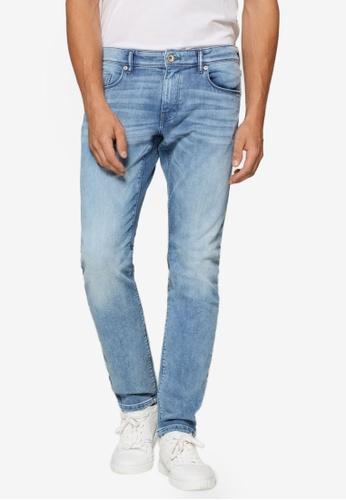 ESPRIT 藍色 Denim Length Service Jeans ADB43AA6D7EF5EGS_1