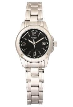 Metal Fashion Watch LTP-1215A-1ADF