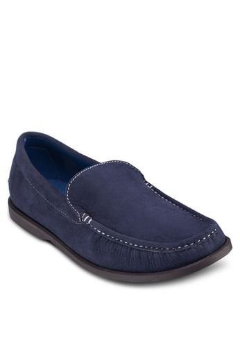 麂皮樂福esprit hk分店鞋, 鞋, 船型鞋