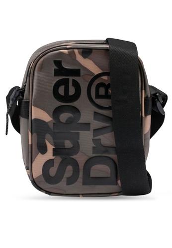 Superdry green Side Bag 070EEACE8EA643GS_1