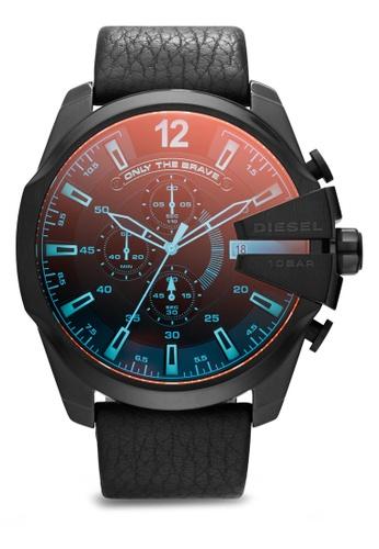Diesel black Diesel Mega Chief Black Watch DZ4323 EE05CAC6348520GS_1