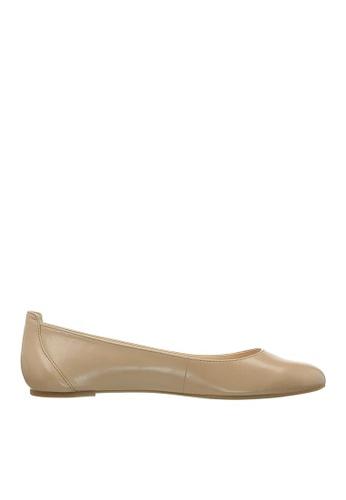Nine West brown NWMCGRATH Ballet Flats NI432SH0GHRASG_1