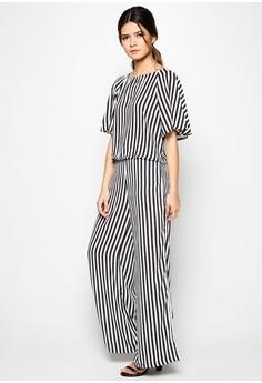 Nadia Set Stripes