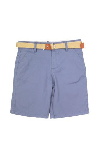 Gingersnaps blue Neo Japonique Short Blue Gray BFFD8KA31D0EADGS_1