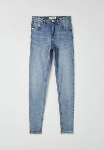 Terranova blue Long Pants 81F54AABCC9F60GS_1