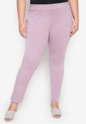 f34a41e129b Shop Maxine Plus Size Skinny Stretch Pants Online on ZALORA Philippines