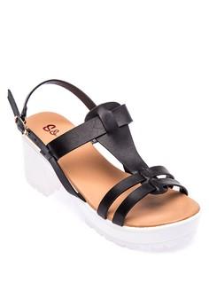 Sevilla Heel Sandals