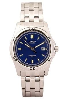 Metal Fashion Watch MTP-1213A-2AVDF