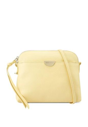 Coccinelle yellow Half Crossbody Sling Bag 90012AC2766272GS_1