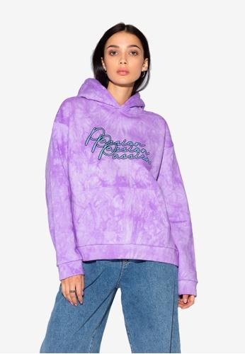 Local Heroes 紫色 Passion Hoodie 9F24EAAC112380GS_1