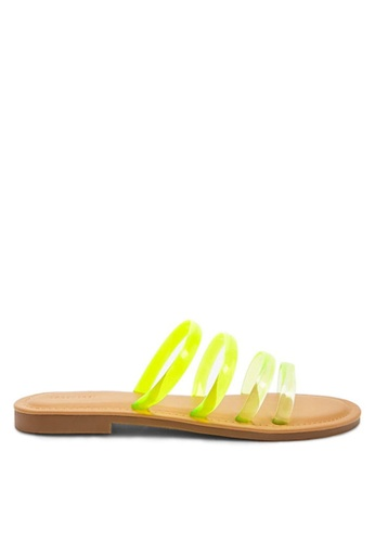 9a27bd958ad Strappy Jelly Sandals