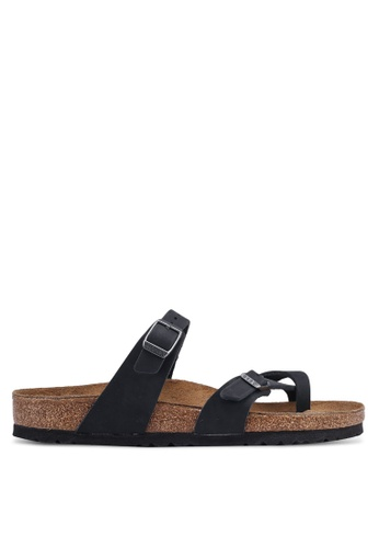 66a103b561d Shop Birkenstock Mayari Oiled Leather Sandals Online on ZALORA Philippines