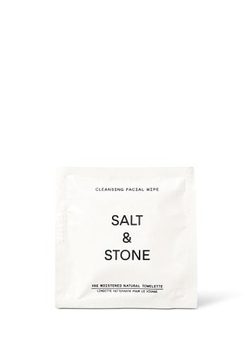Salt & Stone Salt & Stone Cleansing Facial Wipes - 20 Pack FE3E9BEE69D5C8GS_1