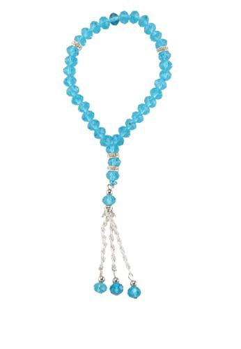 SHALIMAR blue Beads Crystal Premium 33 SH713AA89AQSID_1