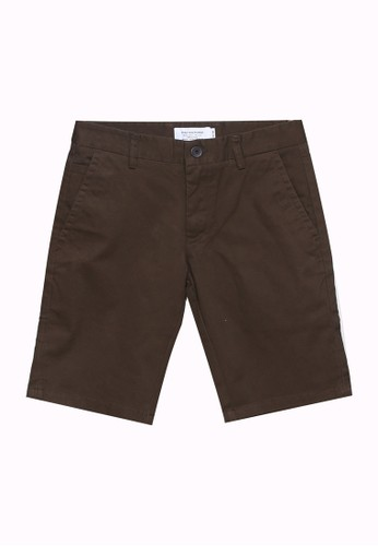High Cultured brown Short Pants - 93 63B3EAA2941113GS_1