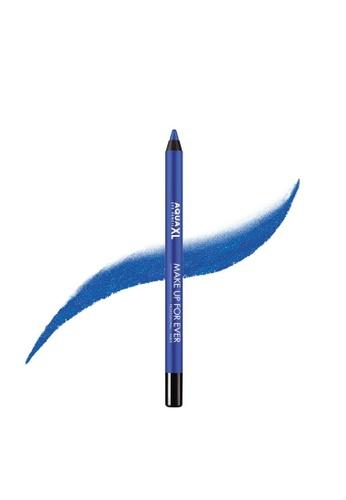 MAKE UP FOR EVER blue AQUA XL EYE PENCIL - Waterproof Eyeliner 1,2G S-23 E8D3FBE20F76EFGS_1