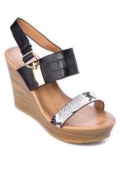 Diana Heel Sandals