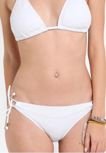 Dorina white Aruba Tie Side Bikini Bottom DO523US20GOPMY_1