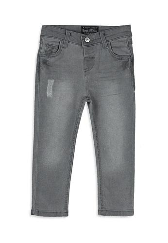 LC Waikiki grey Baby Boy's Skinny Jeans 51ADEKA7E061F3GS_1