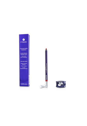 By Terry BY TERRY - Crayon Levres Terrbly Perfect Lip Liner - # 7 Red Alert 1.2g/0.04oz 3B0A8BE8A5692BGS_1