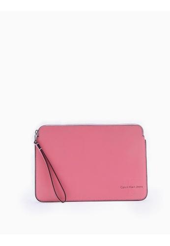 Calvin Klein pink Ultra Light Medium Pouch 5DF11AC0DE9179GS_1