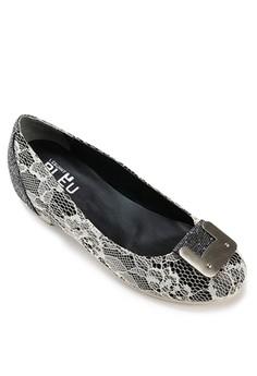 Victorian Hidden Heels