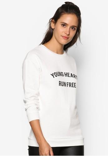 Young Heart Run Fsalon esprit 香港ree 長袖衫, 服飾, 外套