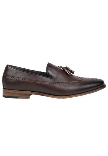 Tomaz brown Tomaz F116 Tassel Loafers (COFFEE) CD6D6SH69883F1GS_1