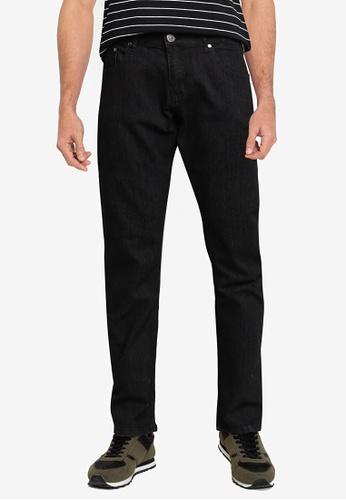 Fidelio black Slim Fit Strechable Jeans 7E233AA01BD17CGS_1