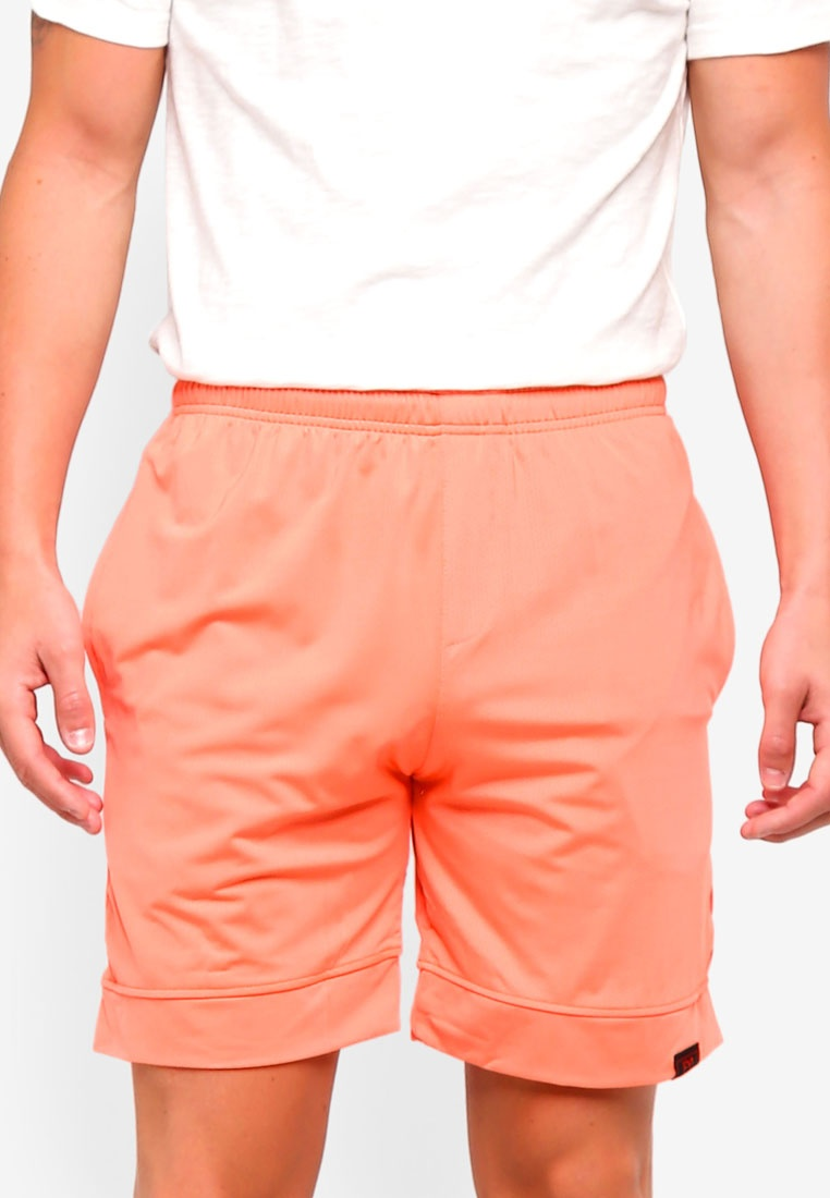 Style Bermuda Orange Jogging UniqTee Shorts vfcU6q4w8