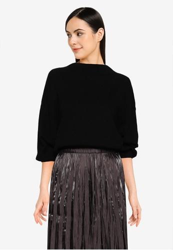 LOWRYS FARM black Casual Knit Pullover DF0FAAA01BDD80GS_1