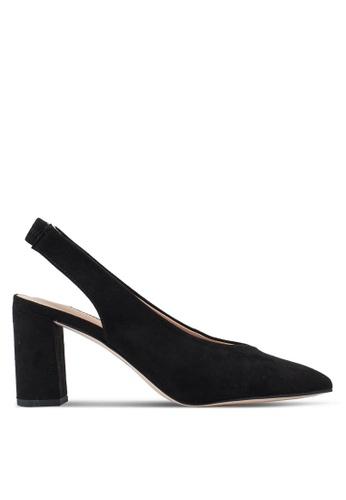 Dorothy Perkins black Black Everley Court Heels 35632SH5C20FD3GS_1